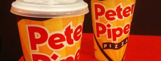 Peter Piper Pizza is one of HMO-Lunch.