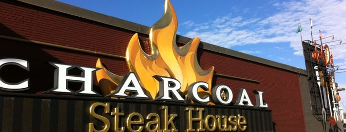 Charcoal Steak House is one of Kitchener.