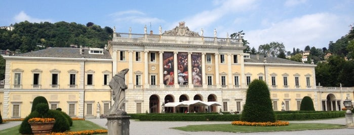 Villa Olmo is one of Part 3 - Attractions in Europe.