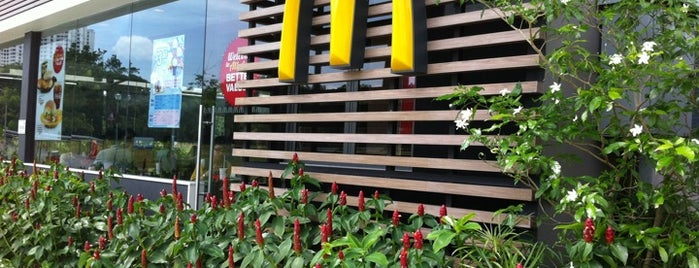 McDonald's / McCafé is one of Food.