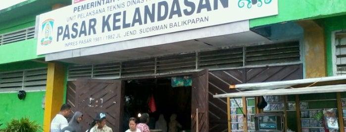 Pasar Klandasan is one of Guide to Balikpapan's best spots.