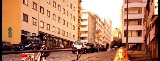 Musta Kissa is one of Helsinki & around.