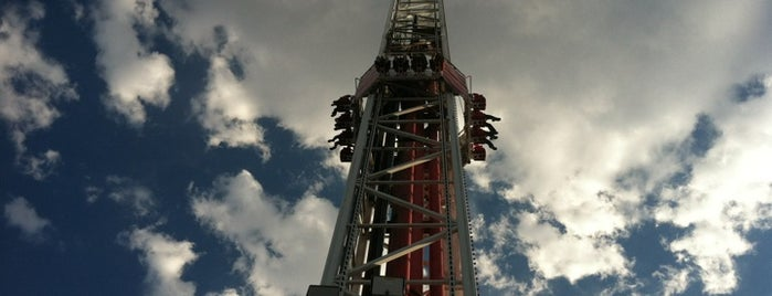 Big Shot - Stratosphere is one of Los Angeles.