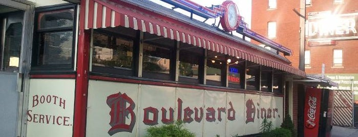 Boulevard Diner is one of Worcester.