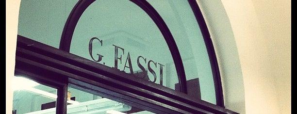 Palazzo del Freddo di Giovanni Fassi is one of I migliori pranzi veloci a Roma.