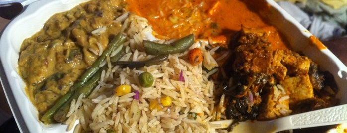 Bawarchi Indian Kitchen is one of Gastronomical Culver City.