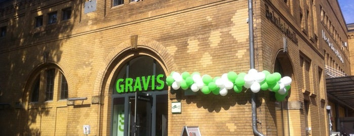 GRAVIS Store is one of Prenzlauer Berg.