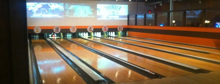 Dust Bowl Lanes is one of Tulsa.