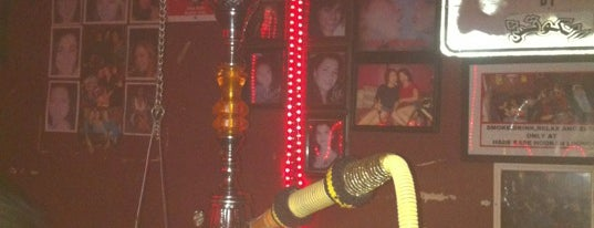 Cafe Hade Bade is one of The 15 Best Places with Hookah in New York City.