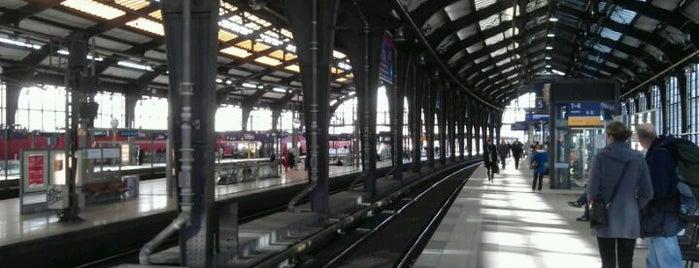 Berlin Friedrichstraße Railway Station is one of I Love Berlin!.