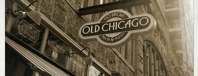 Old Chicago is one of My fav places..