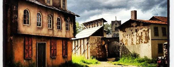 Киногород Piligrim Porto is one of Подмосковье.
