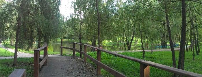 Парк «Сад будущего» is one of места.