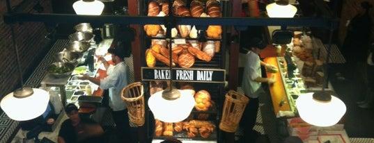 Boudin Bakery Café is one of San Francisco Scrapbook.
