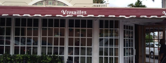 Versailles Restaurant is one of Hungry in Miami.