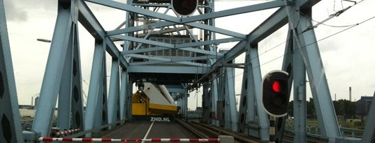 Botlekbrug is one of Bridges in the Netherlands.