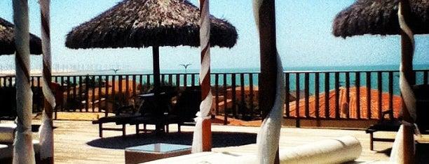 Hotel Long Beach is one of Pousadas de Charme no Ceará.