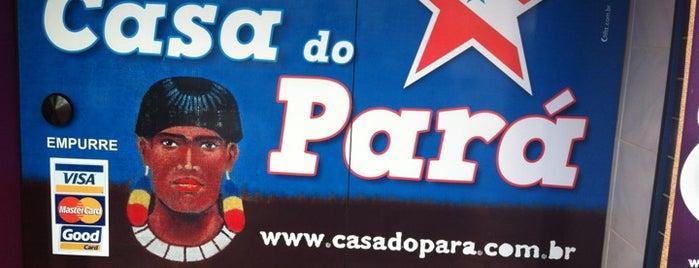 Casa do Pará is one of Restaurantes de Recife.