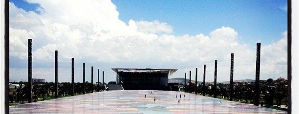 Parque David Ben Gurión is one of Lugares para eventos.