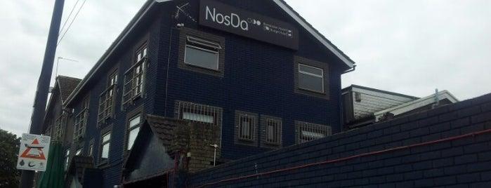 NosDa Hostel & Bar is one of Europe's Famous Hostels .com.