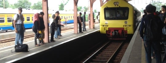 Stasiun Lempuyangan is one of Yogjakarta, Never Ending Asia #4sqCities.