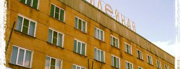 Гостиница Юбилейная is one of Free WiFi In Obninsk.