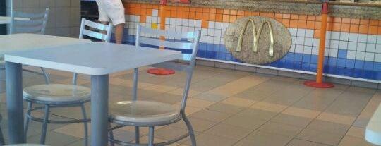 McDonald's is one of Onde comer bem em Aracaju, Sergipe..