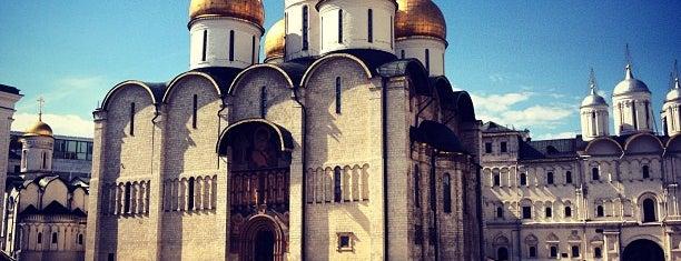 Успенский собор is one of Раз.