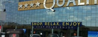 Quality Centre is one of Ian-Simeon's High-Street List.
