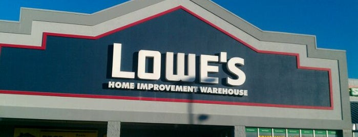 Lowe's Home Improvement is one of Hoiberg's Favorite Places in JAX.