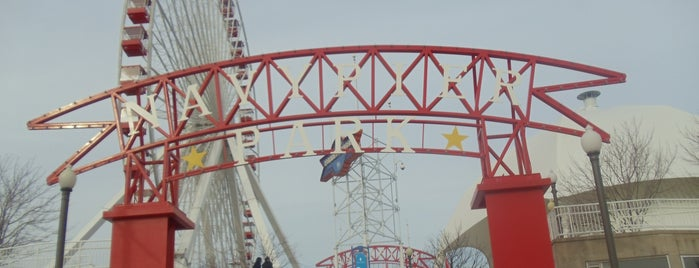 Navy Pier is one of Recommendations in Chicago.