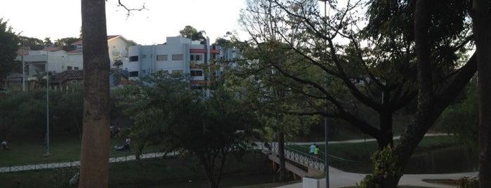 Parque Carlos Alberto de Souza is one of Família Poppes.