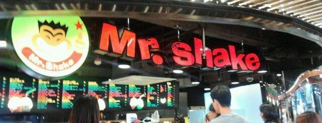 Mr.Shake is one of Favorite Food.