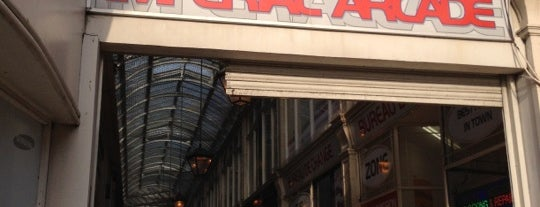 Imperial Arcade is one of Brighton.