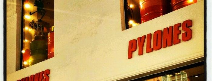 Pylones is one of Ницца.