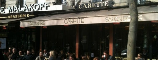 Carette is one of Guide to Paris's best spots.