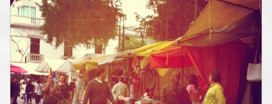 Bazar el Oro is one of DF.