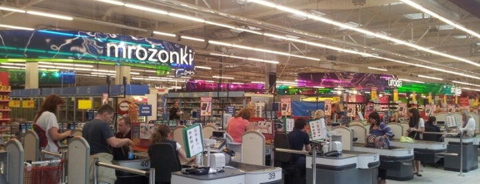 Carrefour is one of All-time favorites in Poland.