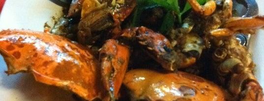 大茄来海鲜餐厅 Welcome Seafood Restaurant is one of Kinabalu eats.
