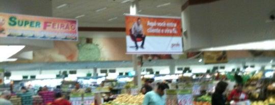 Sonda Supermercados is one of São Paulo Vegan!.