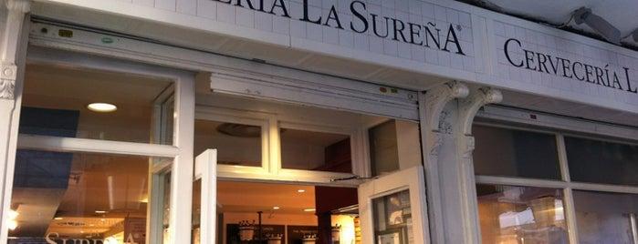 Cervecería La Sureña is one of Bares, qué lugares!!.