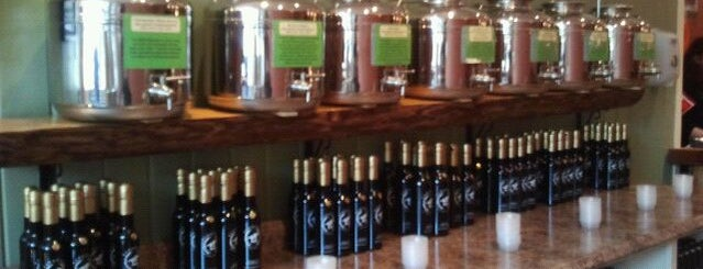 Saratoga Olive Oil Co. is one of Cravings.