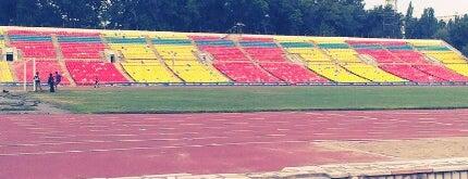 стадион «Спартак» is one of my places.