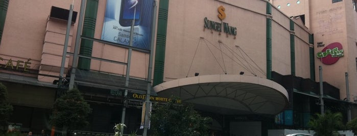 Sungei Wang Plaza is one of Malls Race in Kuala Lumpur.