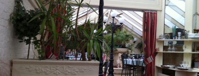 Au Jardin d'Italie is one of Restos.