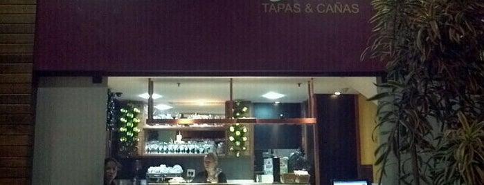 Terrazas Tapas & Cañas is one of Almoço e Happy Hour no Rio de Janeiro.