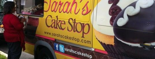 Sarah's Cake Stop is one of Saint Louis Food Trucks.