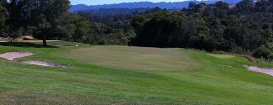 Stanford University Golf Course is one of Best Insider Secrets at Various Venues (Palo Alto).