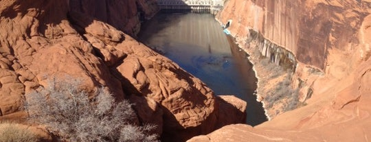 Scenic View of Glen Canyon is one of USA Trip 2013 - The Desert.