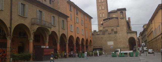 Piazza Verdi is one of #4sqCities#Bologna - 80 Tips for travellers!.